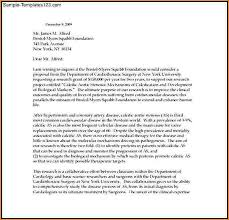 proposal letter example writing a proposal letter for a project 5 proposal letter