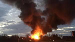 Последствия взрывов на складе боеприпасов в Балаклее - Цензор.НЕТ 5330
