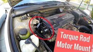 2005 Toyota Camry Torque Rod Motor Mount Replacement 2AZFE ...