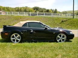 2001 Ford Mustang GT related infomation,specifications - WeiLi ...