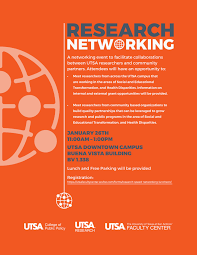 Upcoming Events Research Speed Networking Luncheon