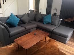 cork furniture. Como Corner Cork Furniture