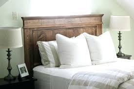 wood door headboards large image for bedroom decor outstanding full image for old wooden door headboard