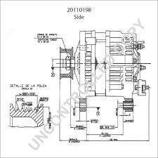 20110198 alternator product details prestolite leece neville 03 explorer fuse diagram wiring diagrams