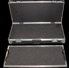 24 inch lightweight guitar effects pedal board