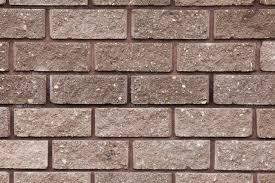 brown old brick wall grunge background