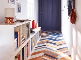 2019 really is the year of bolder gradients. Interior Trend 2019 Bemalte Holzboden