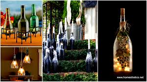 Diy Wine Bottle Projects 19 Of The Worlds Most Beautiful Wine Bottle Crafts