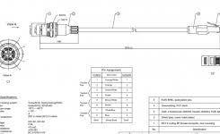 tricksabout net Whelen 9M Wiring-Diagram m12 to rj45 wiring diagram regarding iec 61076 2 109 8 pin x code