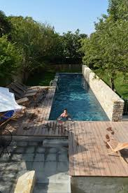 25 meters and this would be perfect - swim street - lap pool