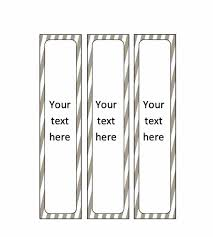 Labeling Binders 40 Binder Spine Label Templates In Word Format Template