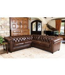 sectionals tuscan leather sectional