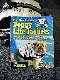 Paws Aboard Dog Life Vest Nataliebaker