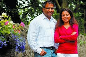Meet the husband and wife team behind £10m success | Asian Image