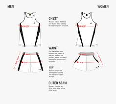 Volleyball Size Chart Volleyball Short Size Chart 3748730 Free Cliparts On