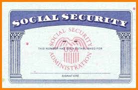 social security card template pdf make a photo gallery editable social security card template