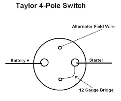 couple of quick wiring questions ls1tech camaro and firebird Car Kill Switch Wiring Diagram the small posts on the switch are for killing the \