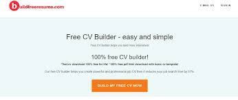 Download Free Resume Builder Resumes 2019 Free Cv Builder Create A Cv Free Download Best Cv