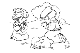 The Best Free Praying Hands Coloring Page Images Download From 571