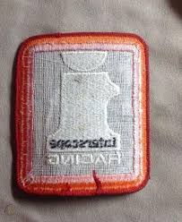 Interscope Racing patch Danny Ongais ,Ted Fields Never Used | #1622735978