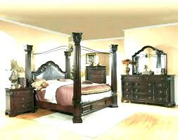 Canopy Bed Frame Full Decoration Wood Canopy Bed Frame Wooden Full ...