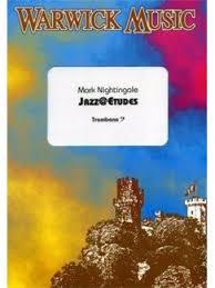 Treble Clef Music Store Jazz Etudes Mark Nightingale Trombone Treble Clef