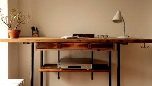 desk 6 sustainable reclaimed wood furniture by coil and drift new york