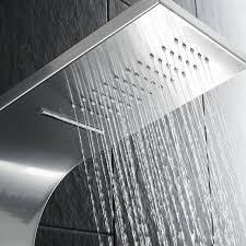 Duschpaneel Wasserfall Mit Massagejets