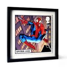 <b>MARVEL Spider</b>-<b>man</b> Framed Gallery <b>Print</b>| Royal Mail