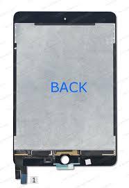 ipad mini 4 wi fi cellular screen and