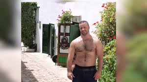 Big hairy gay bear free picture