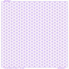 3 Dimensional Graph Paper Magdalene Project Org