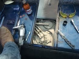 Trap door fuel pump access - where to cut? - LS1TECH - Camaro and ...