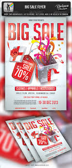 big flyer by drimerz graphicriver big flyer holidays events