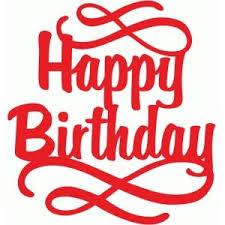 Best 25 Happy Birthday In Cursive Ideas On Pinterest Diy