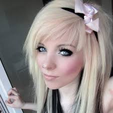 emo hairstyles for s hair