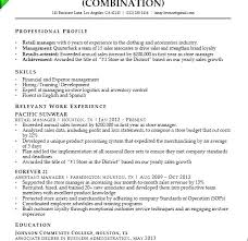 Sales Associate Resume Sample Retail Store Associate Resume Shoe