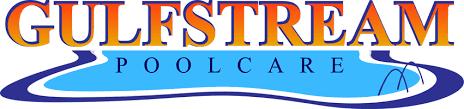 pool service logo. Gulfstream Pool Care Service Logo