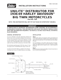mallory unilite wiring diagram for motorcycle wiring diagram user mallory ignition mallory unilite distributor А556 user manual 2 pages mallory unilite wiring diagram for motorcycle