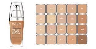 luminous makeup you l oreal true match foundation review thefuss co uk loreal color
