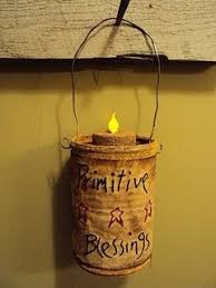 .primitive candle. Primitive Country ChristmasPrimitive CraftsDiy ...