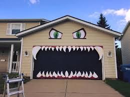 monster garage door facebook