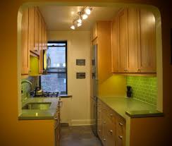 Small Galley Kitchen Small Galley Kitchen And Lighting