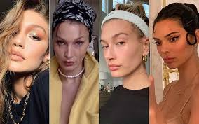 This was bella hadid's first time walking for vs, and she was really proud to be as for gigi and kendall… to me, gigi looks fine, but i've always thought that gigi and vs are a perfect fit. Gigi Hadid Shares Tb Childhood Pics On Birthday Bella Hadid Hailey Bieber And Kendall Jenner Are Full Of Love