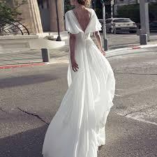 Summer Dress <b>2019</b> Casual Style Vintage Boho Chic White Dress ...