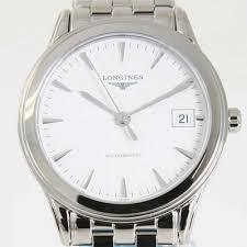 longines flagship automatic mens watch l47744126 men fashion now longines flagship automatic mens watch l47744126