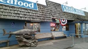Chart Room Crescent City This Amazing Seafood Shack On The Northern California Coast