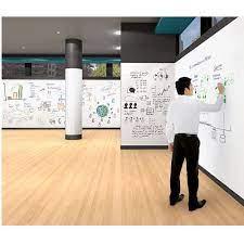 sharewall full wall magnetic whiteboard