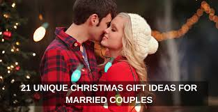 21 Unique Christmas Gift Ideas For Married CouplesUnique Gifts For Couples For Christmas