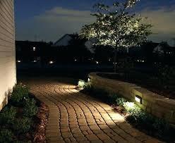 landscape wall lighting block